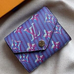 Louis Vuitton Special Pattern Wallet